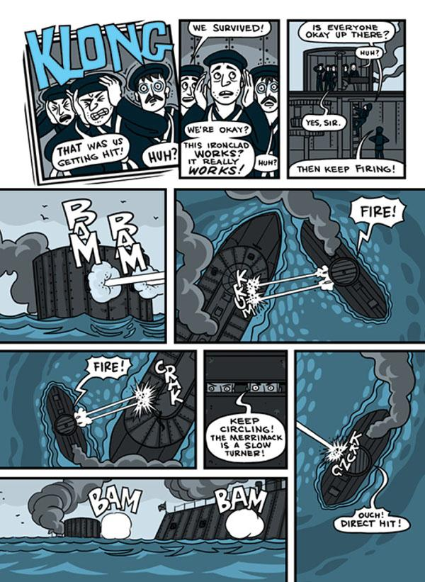 Using Graphic Novels in Education: Nathan Hale's Hazardous ...