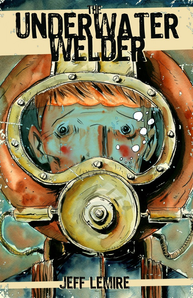 Using Graphic Novels in Education: The Underwater Welder