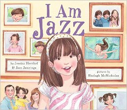 CBLDF Joins Coalition Defending I Am Jazz