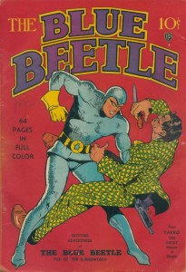 Blue Beetle #1 (1940) Fox Feature Syndicate