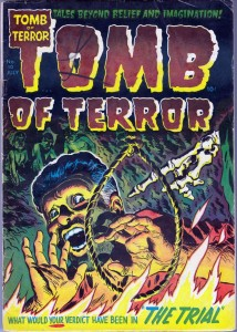 Tomb of Terror #10 (1953) Harvey Publications, Inc.