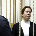 Natalia Sharina in court