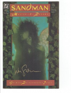 Bid on Neil Gaiman Rarities to Benefit CBLDF!