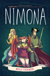 Using Graphic Novels in Education: Nimona