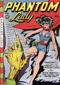 Phantom Lady #13 (Fox Feature Syndicate, Aug 1947)