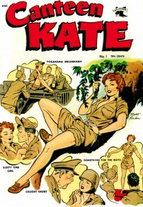 Canteen Kate #1 (St. John, June 1952)