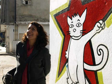 Nadia Khiari Wins Free Expression Award at Angoulême Alternative Festival