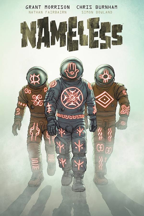 Now in the Rewards Zone: Nameless Signed Bookplate Edition – Extremely Limited!