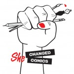 SheChangedComics_LogoIllustration_color