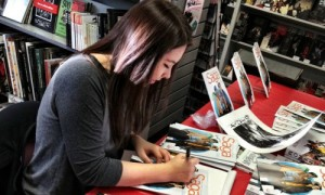 She Changed Comics: Modern Age and Manga
