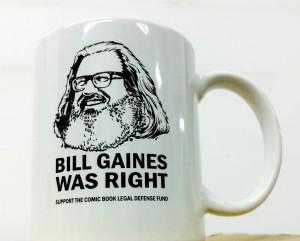 Bill Gaines mug