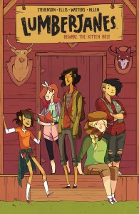 Celebrate Young Adult GNs and Support CBLDF with Signed  Lumberjanes, Drama, & Many More!