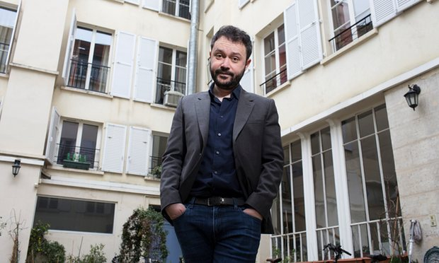 Franco-Syrian Cartoonist Struggles to Process Hebdo Attack, International Affairs