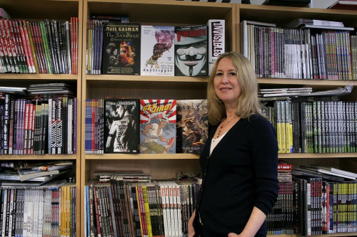Unparalleled Editor, Karen Berger – She Changed Comics