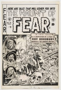 One of the Largest Collections of EC Comics Art Comes to Oregon