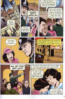Trina Robbins comic book art