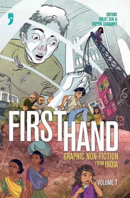Orijit Sen Pushes Indian Graphic Novels Forward