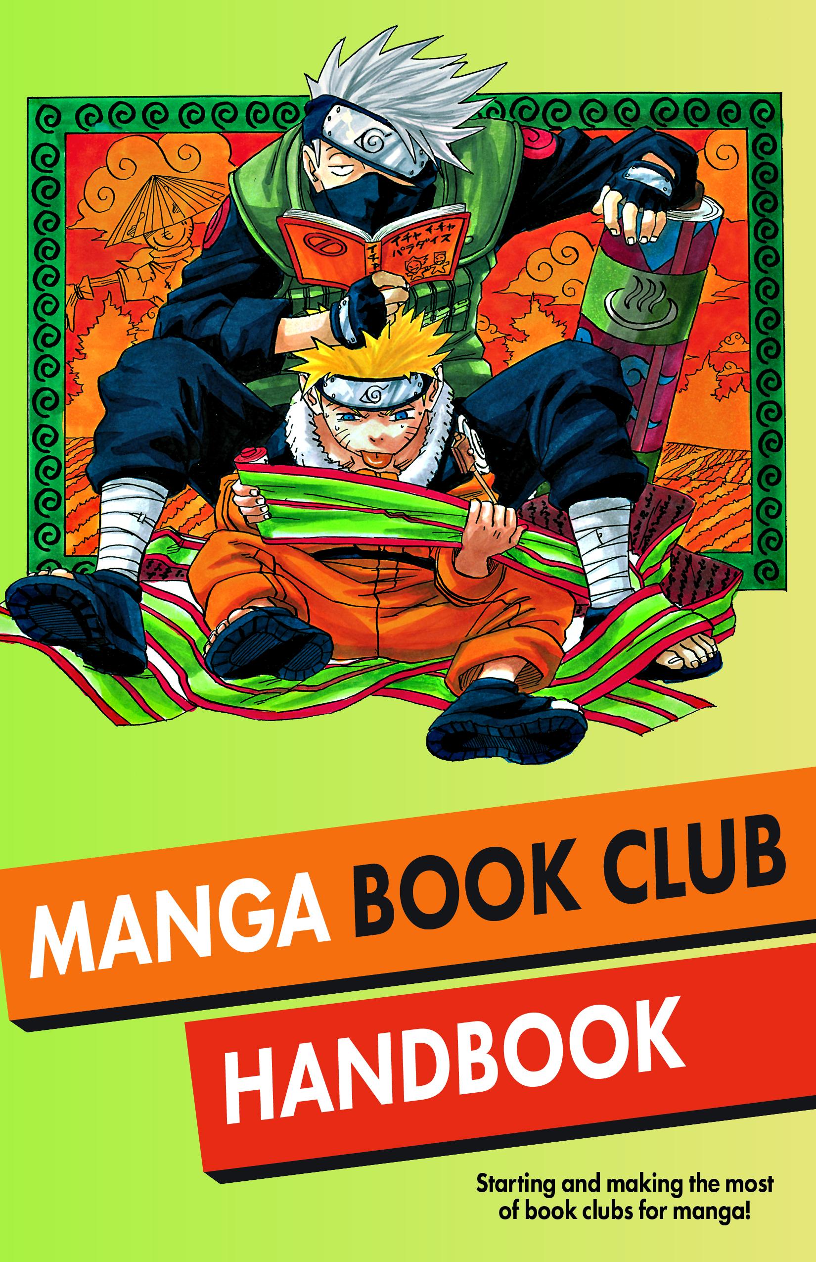 Manga book club handbook mangabookclubhandbook frontcover