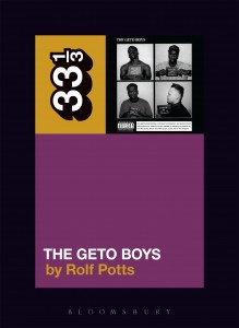 The Geto Boys Book