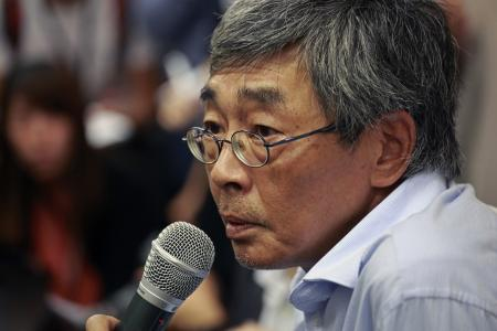 Hong Kong Bookseller Speaking Out on Eight-Month Detention in China