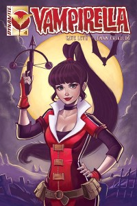 "Dynamite Entertainment and Groupees Team Up For A Bundle of ""Pure Dynamite"" to Benefit CBLDF"