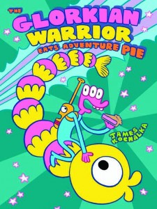 glorkian warrior pie kochalka