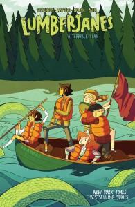 lumberjanes vol 3 stevenson