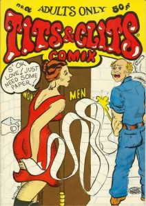 Tits & Clits #1, published July 1972). (c) Nanny Goat Productions