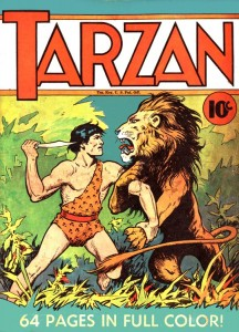 Tarzan #20 (United Features, 1940)