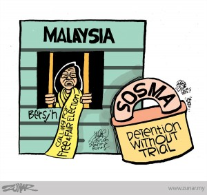 Zunar to Again Challenge Malaysia's Sedition Act