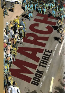 March Book Three Wins National Book Award