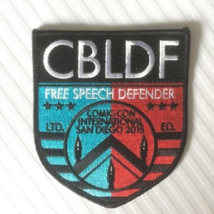 free speech wood patch