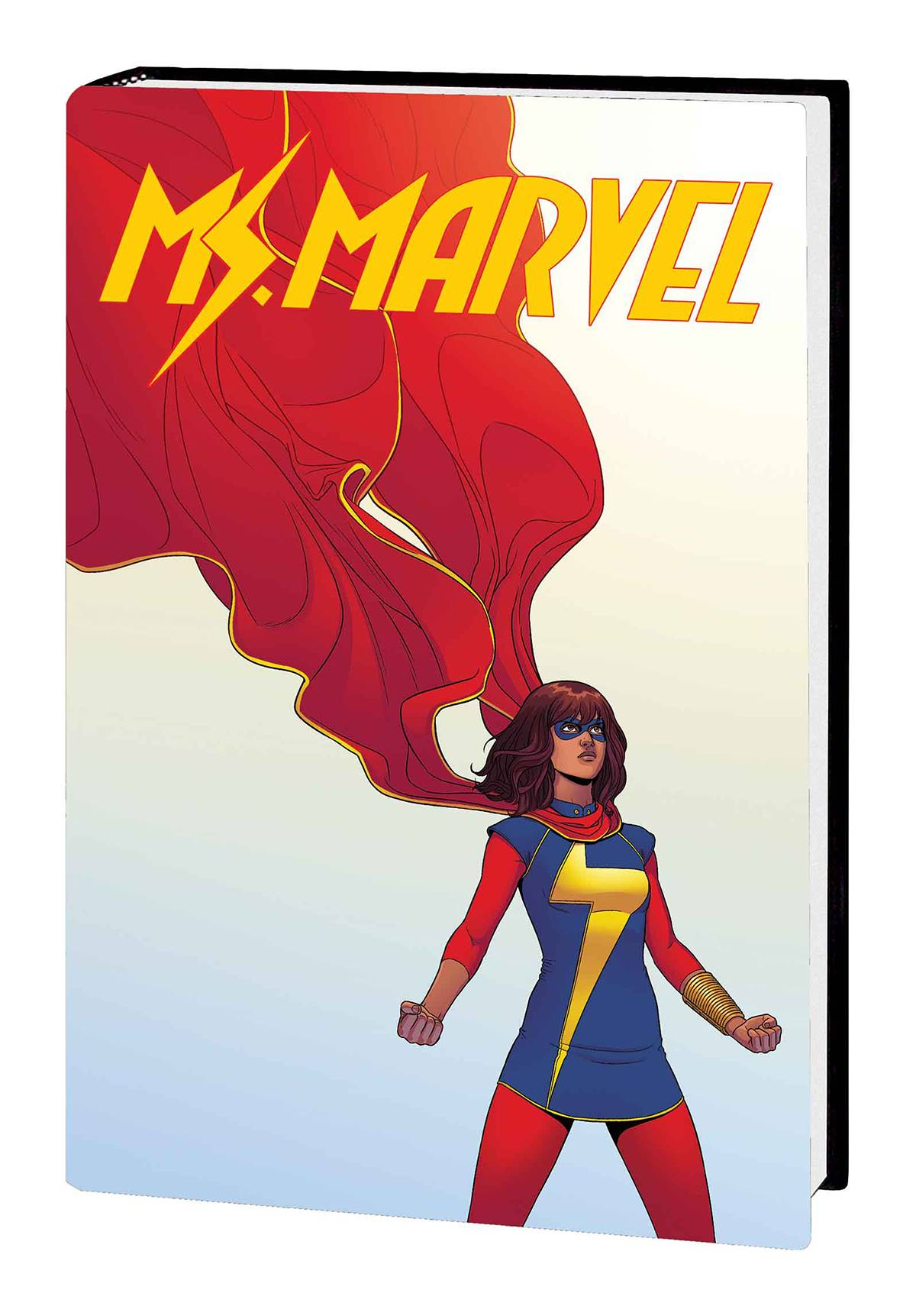 Ms Marvel Volume One Omnibus, Collecting Over Twenty Issues Of The  Criticallyacclaimed Series! This Hardcoveres Signed By Author G Willow  Wilson