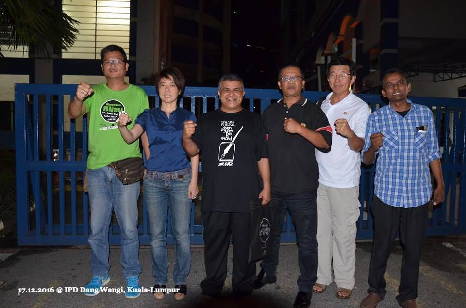 Zunar and friends