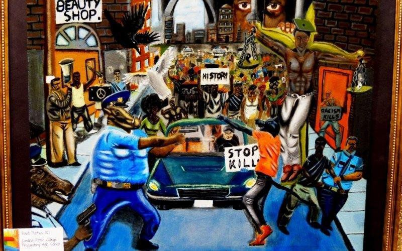 Judge Finds No First Amendment Protection for Congressional Art Contest Painting
