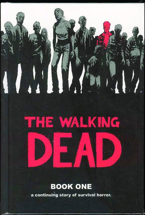 Fight Censorship of The Walking Dead with GNs Signed by Kirkman & Adlard!