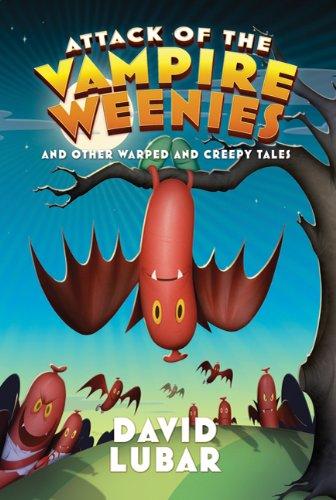 Grateful Author Praises Librarian's Defense of Weenies Series