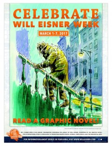 Portland: Celebrate Will Eisner Week with CBLDF!