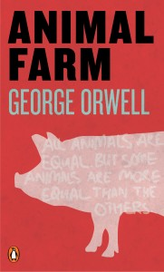 Everything's Orwellian: School Removes Animal Farm from Curriculum