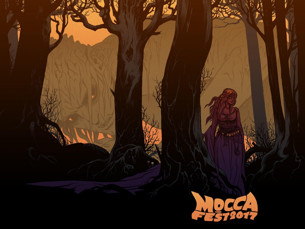 Join CBLDF for MoCCA Fest This Weekend!