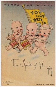 Woman-Suffrage-Votes-for-Women-Kewpies