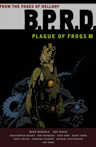 bprd plague frogs