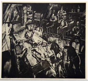 Bedford Rape 1984
