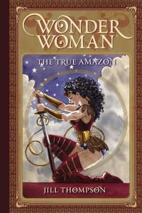 wonder woman true amazon