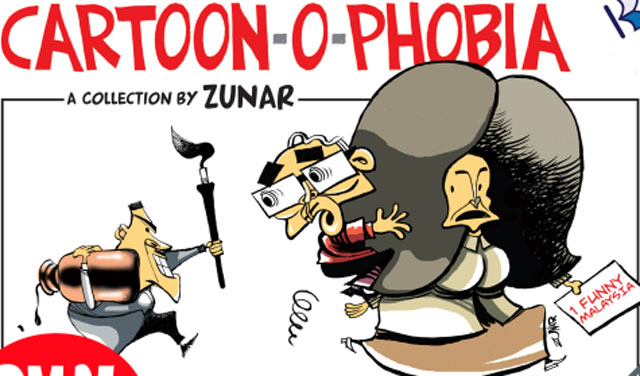 Cartoon-o-Phobia