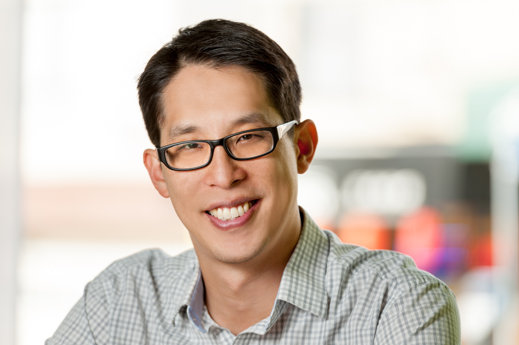 Reading Without Walls: A Conversation with Gene Luen Yang