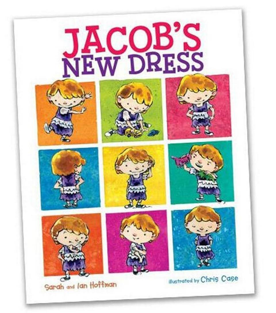 CBLDF Joins Defense of Jacob's New Dress