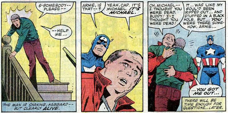 Captain America 268