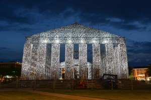 A Parthenon of Banned Books