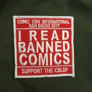 SDCC 2017: CBLDF Exclusive Gear!